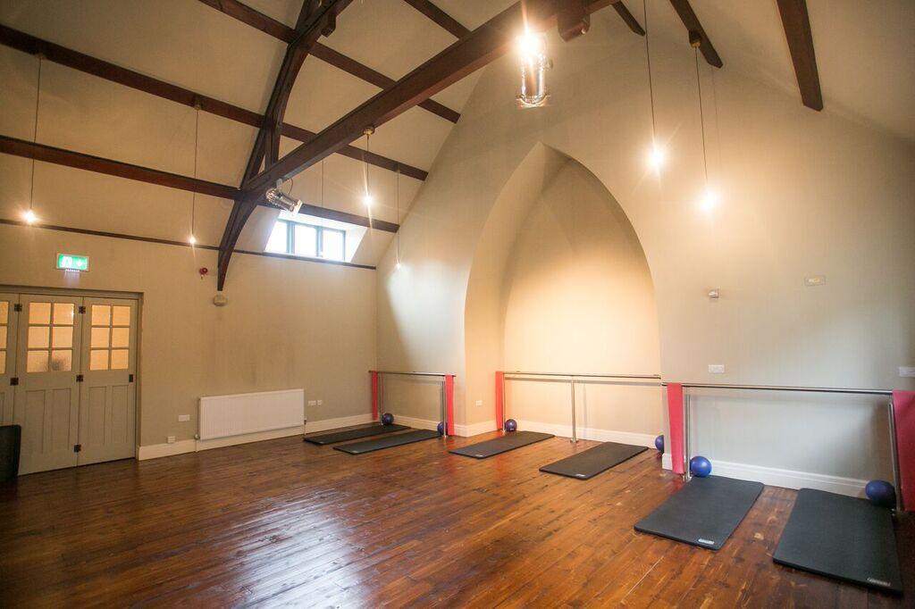Fitness studio pilates and yoga harrogate